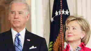 The Hillary Clinton-For-Joe Biden Job Swap, And Other Silly Stories