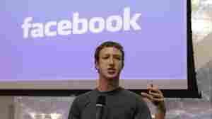 Facebook CEO Mark Zuckerberg at Facebook headquarters in Palo Alto, Calif., on Oct. 5.