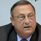 Paul LePage, Republican candidate for governor in Maine. Sept. 21, 2010.