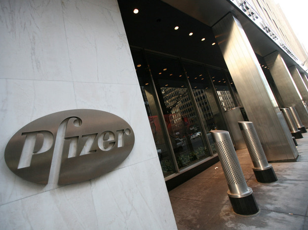 Pfizer, one of the largest drug makers in the U.S., saw $27.8 billion in sales in 2009. Seven drug companies, including Pfizer, have disclosed information about doctors who receive payment for speaking fees related to products they sell.