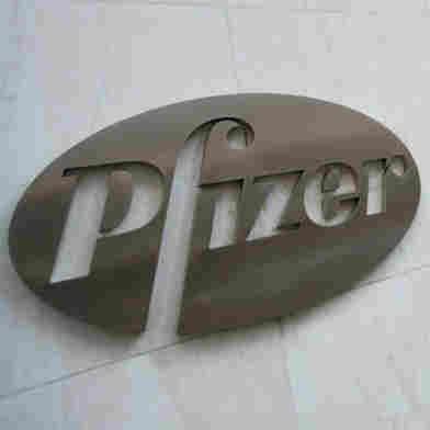 Pfizer Headquarters in New York City