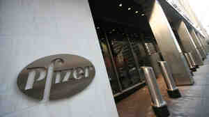Pfizer Headquarters in New York City