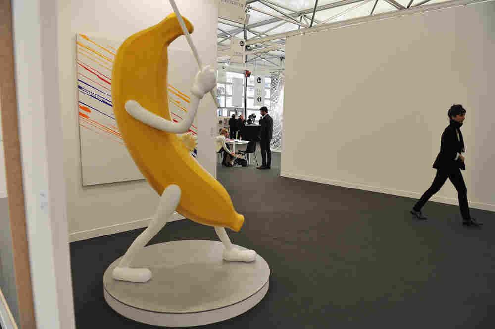 FIAC 2010 - International Contemporary Art Fair Pre-Launch in Paris