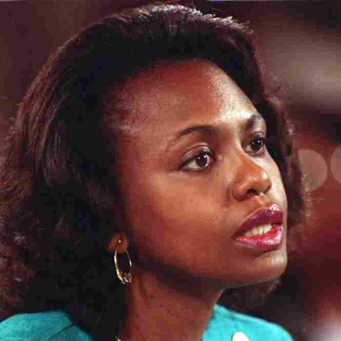 Justice Thomas' Wife Asks Anita Hill To Apologize