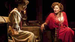 Sally Hawkins and Cherry Jones in Mrs Warren's Profession