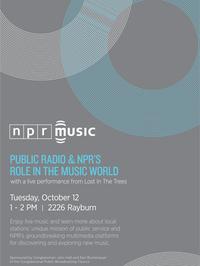 NPR Music Poster