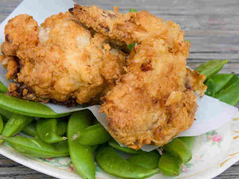 Oven-Fried Chicken: The Weekend Version