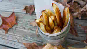 Oven Fries: Having It Both Ways