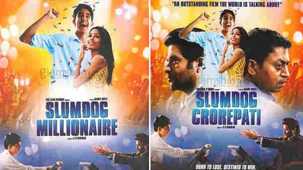 Slumdog Millionaire/Slumdog Corepati Posters