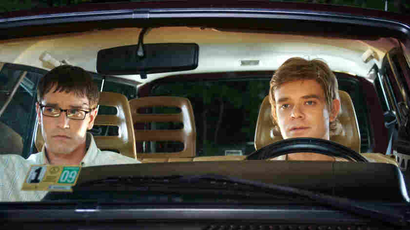 Christopher Clark and Nick Stahl