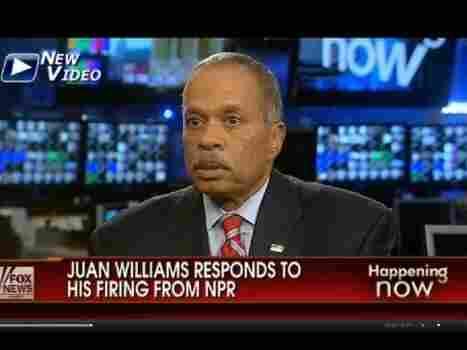 Juan Williams on Fox News, Oct. 21, 2010.