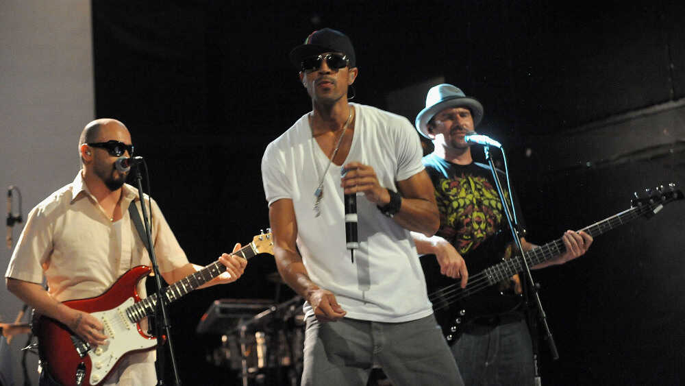 Ozomatli: A Band With A Message