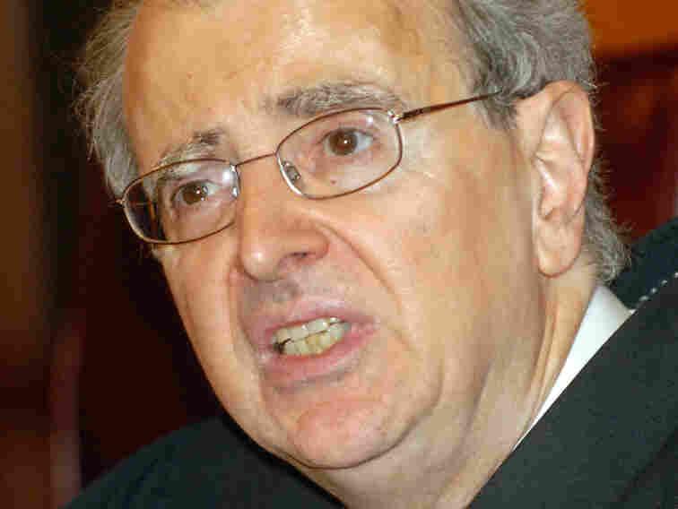 New York State Chief Judge Jonathan Lippman