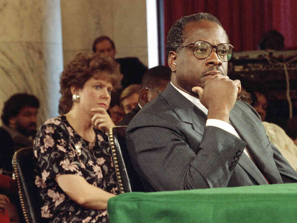 Clarence Thomas' Former Girlfriend Breaks Her Silence ...
