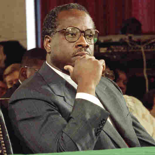 Clarence Thomas' Former Girlfriend Breaks Her Silence