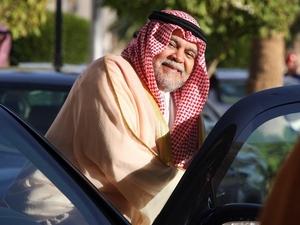 Prince Bandar bin Sultan bin Abdul Aziz al-Saud, former Saudi ambassador to the United States.