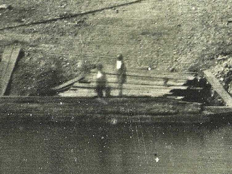 Cincinnati River Daguerreotype
