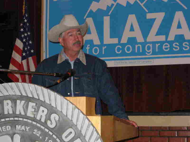 Democratic Rep. John Salazar of Colorado