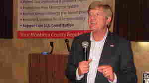 Scott Tipton, GOP candidate for Congress in Colorado's 3rd district.