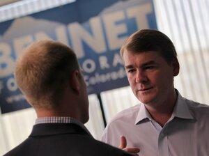 U.S. Sen. Michael Bennet (D-CO)