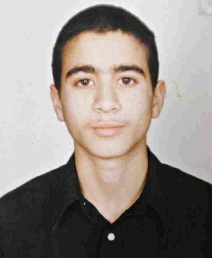 This undated photo of Omar Khadr was taken before he was imprisoned at Guantanamo in 2002 at 15.