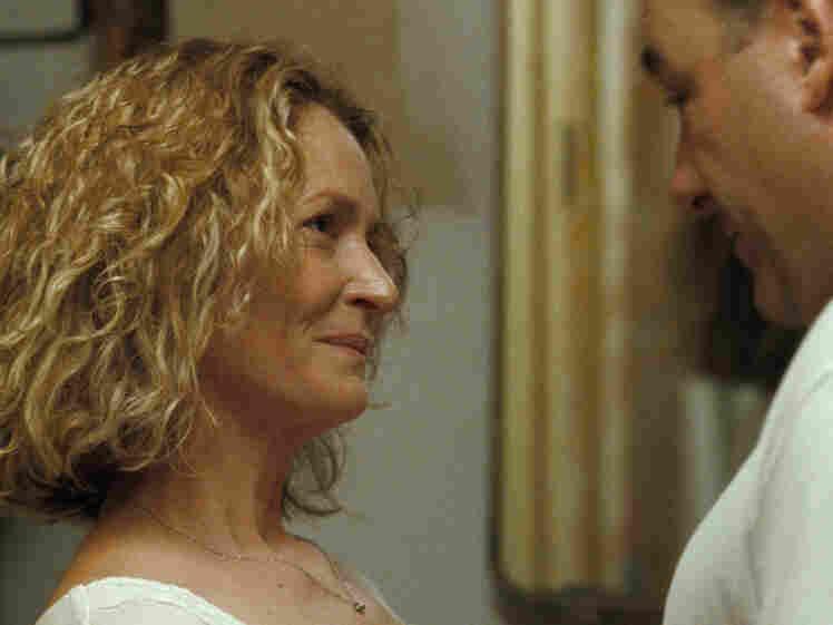 Melissa Leo and James Gandolfini