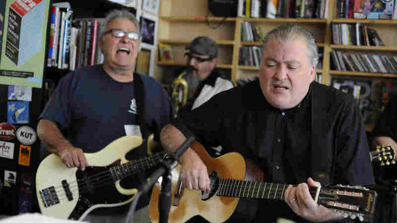 Los Lobos: Tiny Desk Concert