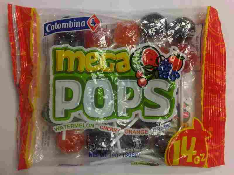 recalled lollipops