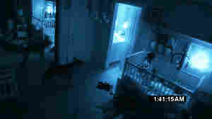 A Brief, Polite Note On Behavior From The Demon In 'Paranormal Activity 2'