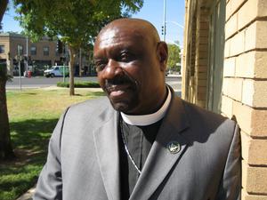 Bishop Ron Allen