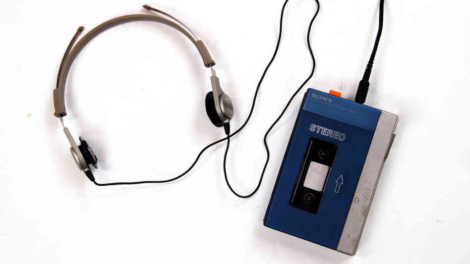 The original 1979 Sony Walkman