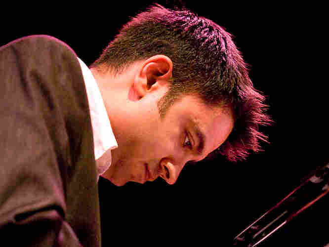 Jazz pianist Vijay Iyer spent just two days recording his latest album, Solo.