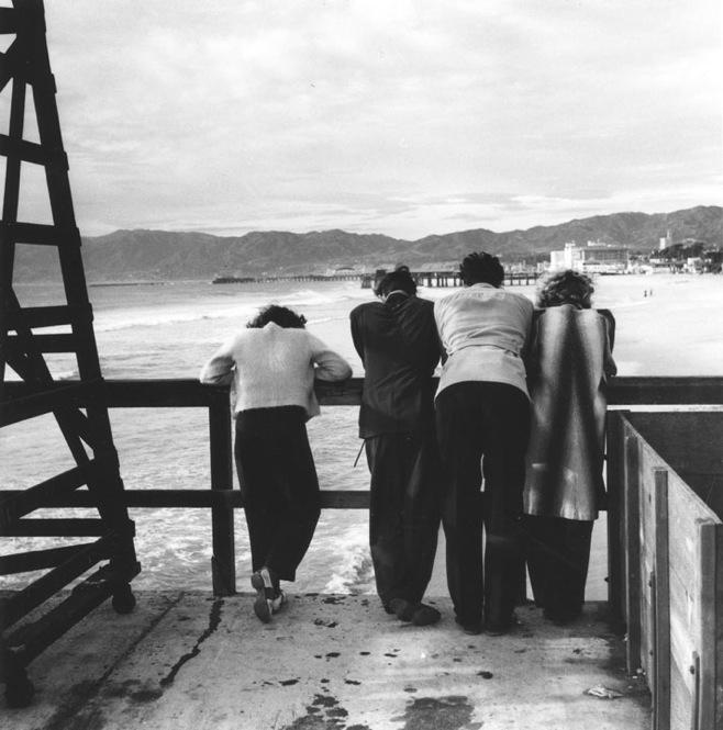 Ansel Adams, Street Photographer: 1940s Los Angeles