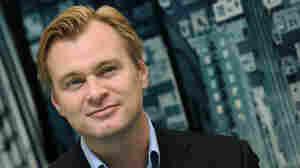 British director Christopher Nolan poses