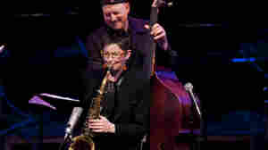 Virginia Mayhew and bassist Harvie S perform at the Mary Lou Williams Festival.
