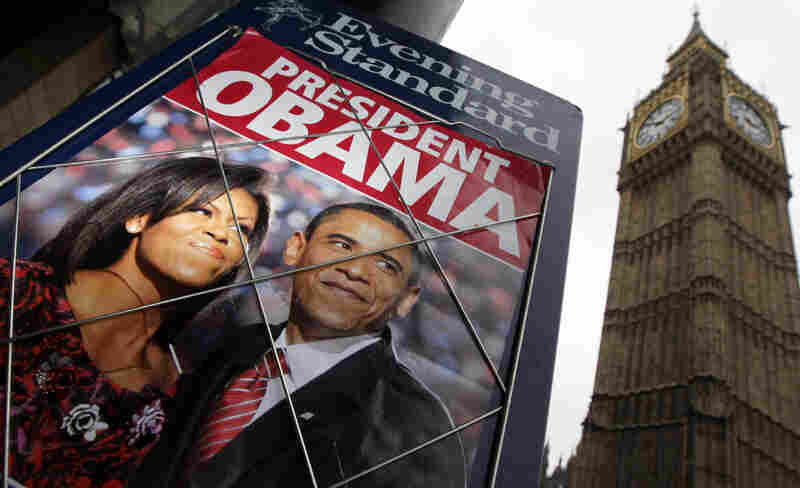 Many Britons of color were inspired by Obama's historic win.
