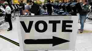 Nevada Voters Confront Stark Choice In Senate Race