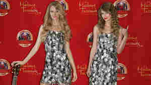 Taylor Swift Unveils Wax Figure At Madame Tussauds