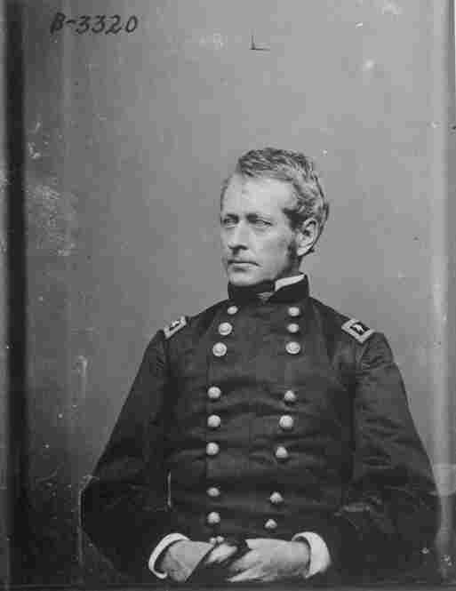 "Civil War Union Maj. Gen. Joseph Hooker was infamous for providing troops with ""female companionship."""