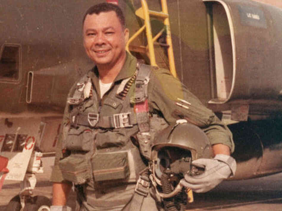 The late Maj. Ronald Keith McQueen