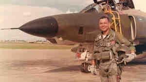 The late Maj. Ronald Keith McQueen
