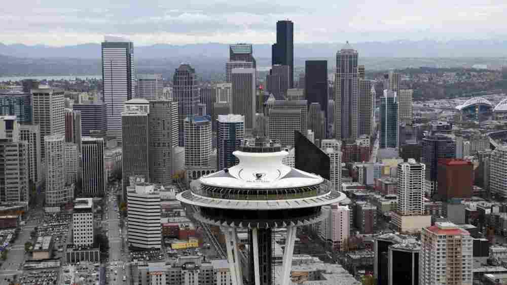 The Seattle/Tacoma/Bellevue metro area saw the sharpest annual increase in foreclosure activity.