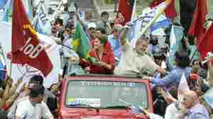 A City's Revolutionary Past Shapes Brazil's Election