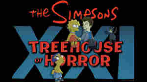 Title card for Treehouse Of Horror