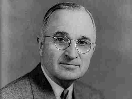 Harry S Truman. Library of Congress