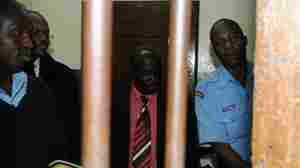 The mayor of Nairobi, Geoffrey Majiwa, was in court on Oct. 26 to face charges of fraud.