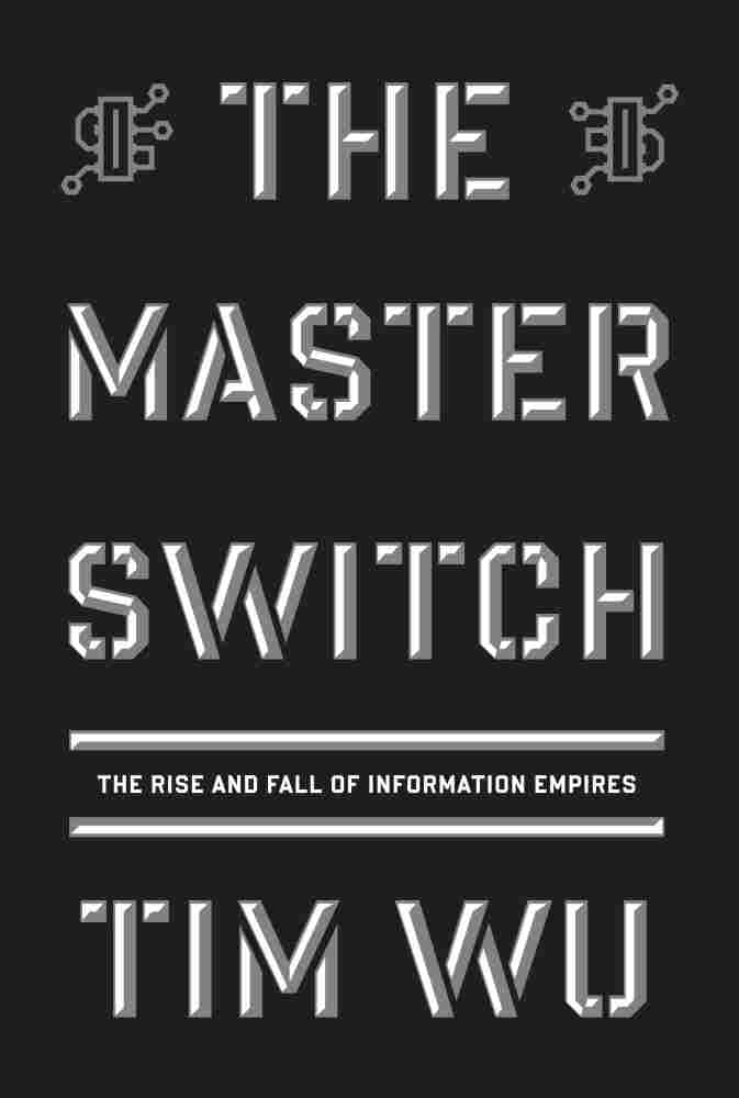 'The Master Switch' cover