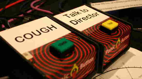 Panic Buttons For NPR Hosts On Election Night