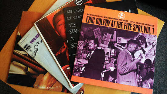 The First Five: One Man's Introduction To Jazz