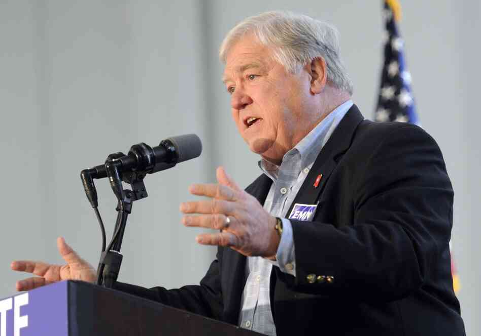 Haley Barbour, Mississippi GovernorThe former Republican Party chair led the GOP's successful gubernatorial fundraising efforts this year.